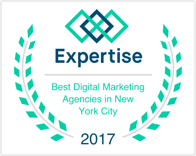 Charge Media Group is a part of the 10 best Digital Marketing agencies in NYC