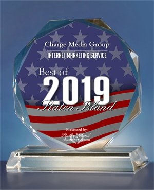 Charge Media Group Awarded Best Internet Marketing Service in Staten Island